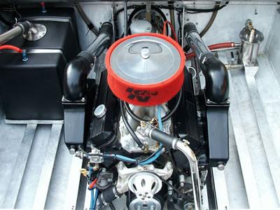 Chevrolet V8 Engine Jet Boats Whangarei