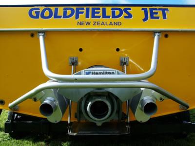 Hamilton 273 Jet Boats Whangarei